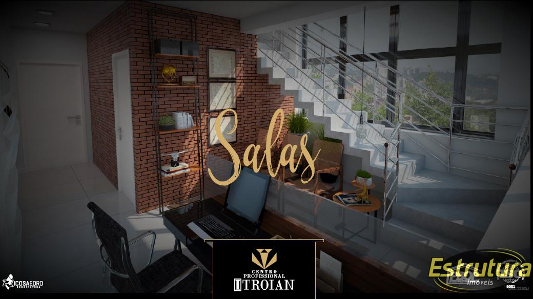 Sala comercial à venda, 74 m² por R$ 232.360,00