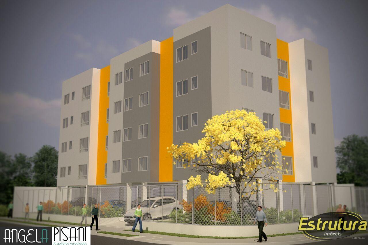Apartamento com 1 Dormitórios à venda, 36 m² por R$ 149.111,00