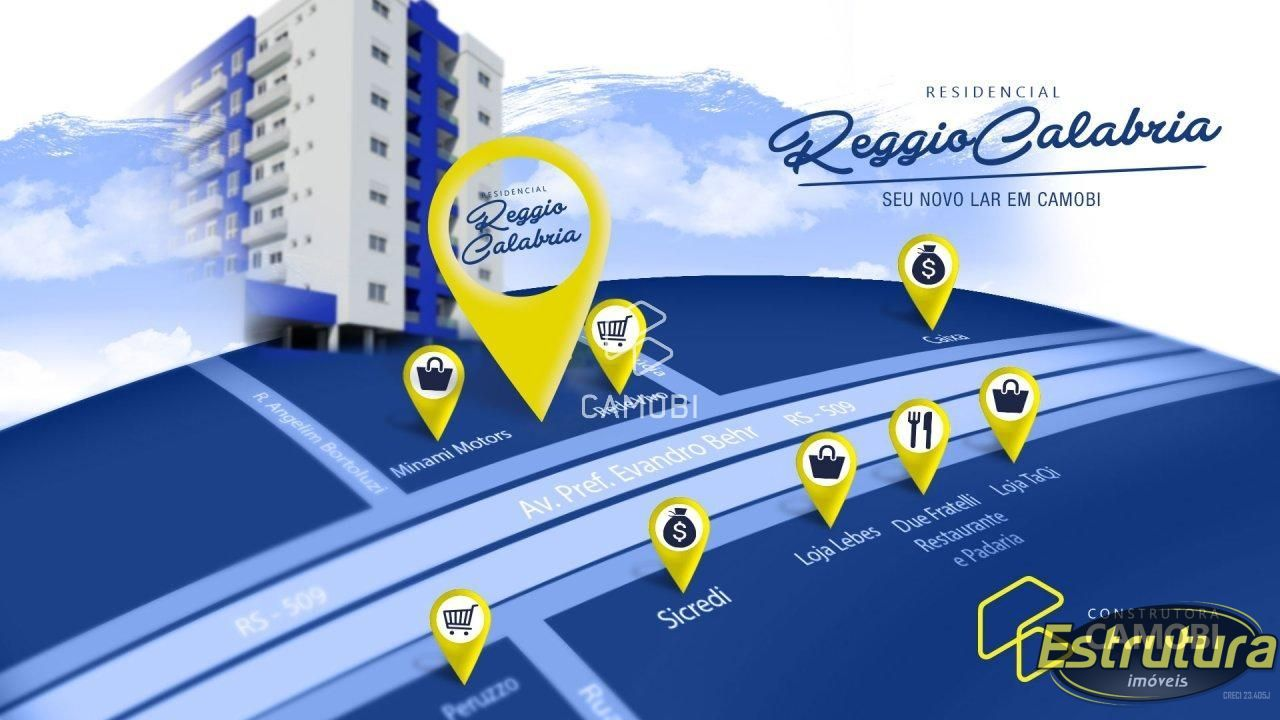 Apartamento com 1 Dormitórios à venda, 38 m² por R$ 219.000,00