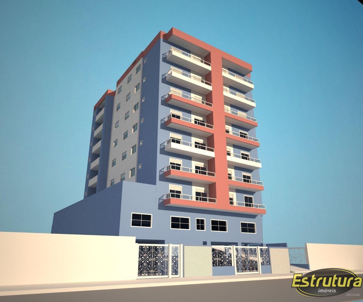 Apartamento com 1 Dormitórios à venda, 43 m² por R$ 247.822,00