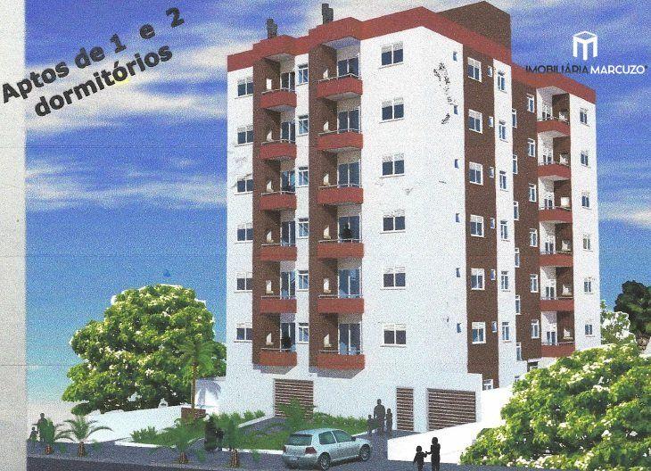 Apartamento com 1 Dormitórios à venda, 37 m² por R$ 120.000,00