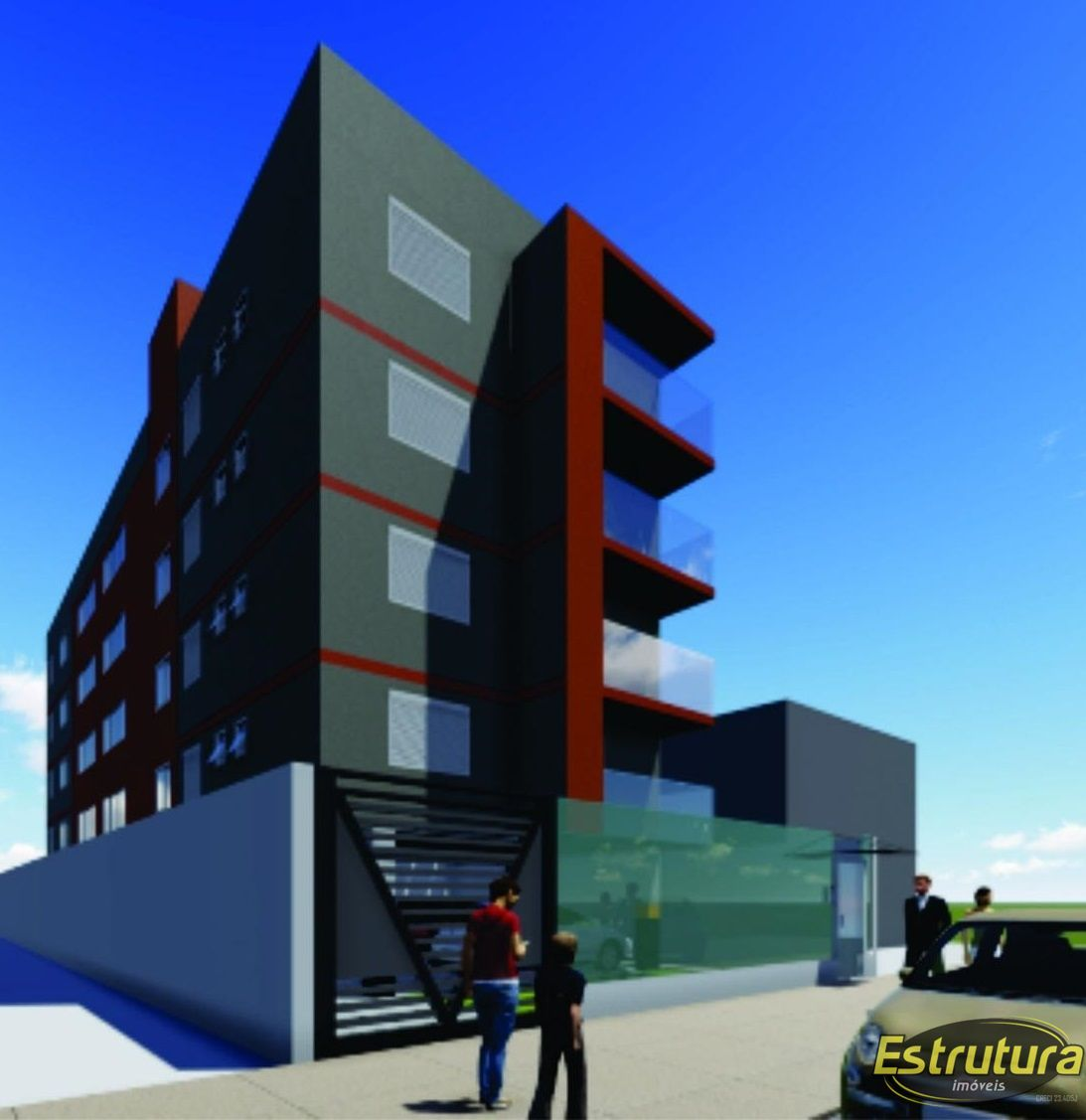 Apartamento com 2 Dormitórios à venda, 74 m² por R$ 340.000,00