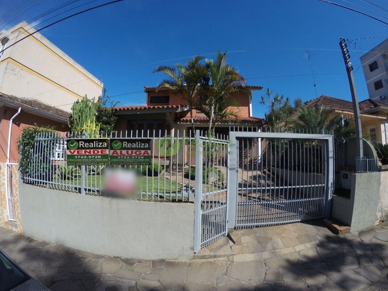 Sobrado à venda  no Centro - Cachoeira do Sul, RS. Imóveis