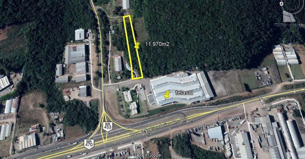 Terreno/Lote à venda  no Integração - Garibaldi, RS. Imóveis