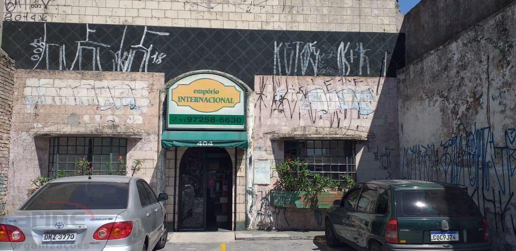 Prédio comercial/residencial à venda  no Centro - Santo André, SP. Imóveis