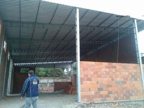 Pavilhão/galpão/depósito à venda, 440 m² por R$ 215.000,00