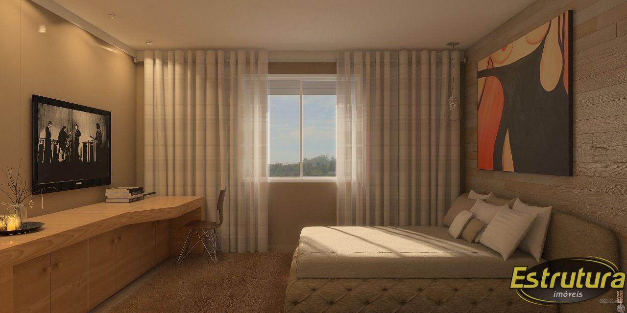 Apartamento com 3 Dormitórios à venda, 122 m² por R$ 654.640,00