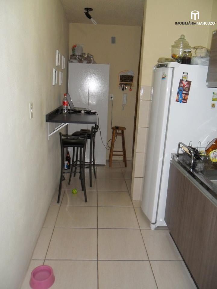 Apartamento com 2 Dormitórios à venda, 52 m² por R$ 186.000,00