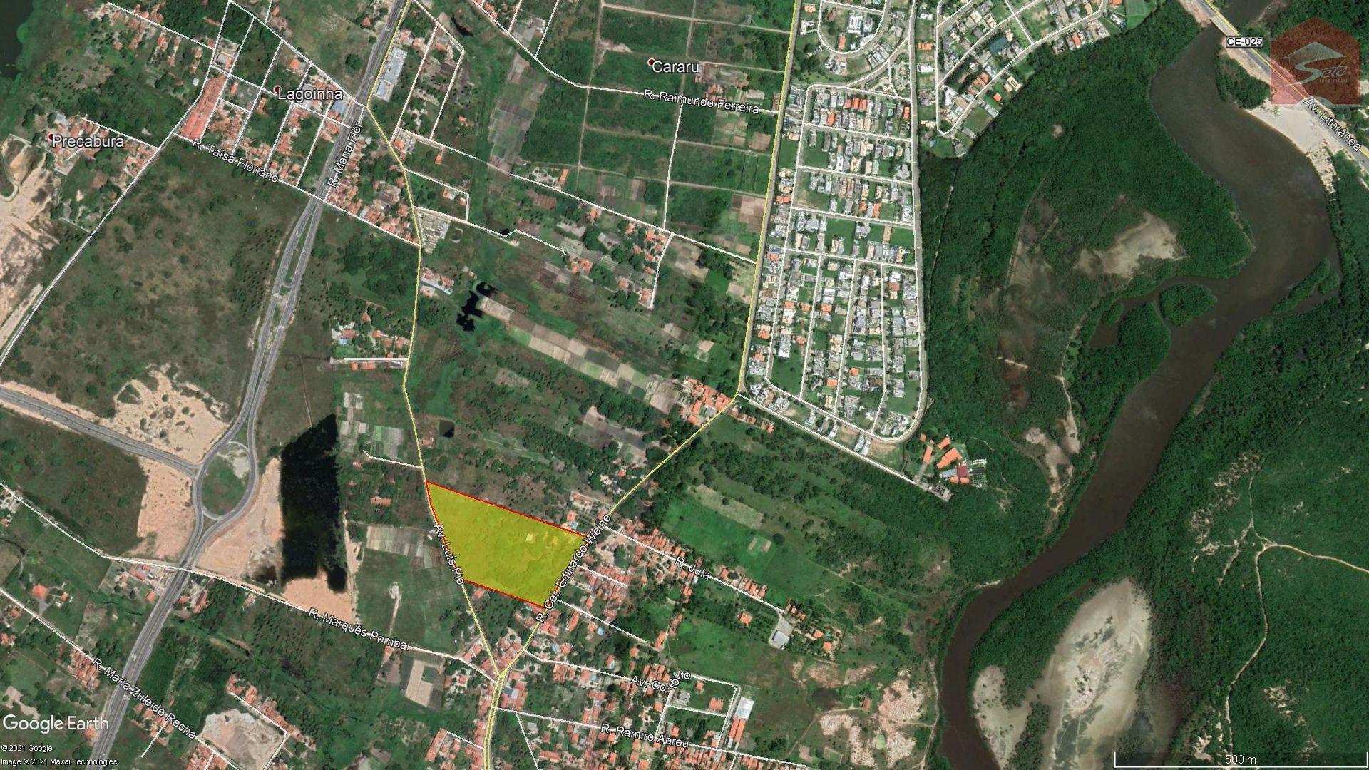 Terreno/Lote à venda  no Precabura - Eusébio, CE. Imóveis
