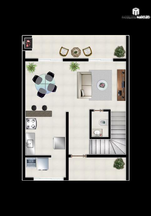 Casa com 3 Dormitórios à venda, 133 m² por R$ 338.000,00