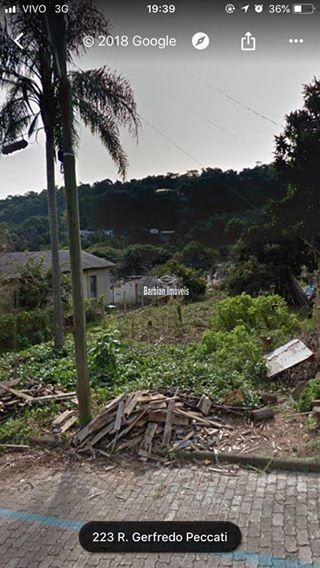 Terreno/Lote à venda  no Margarida - Aurora - Santa Cruz do Sul, RS. Imóveis