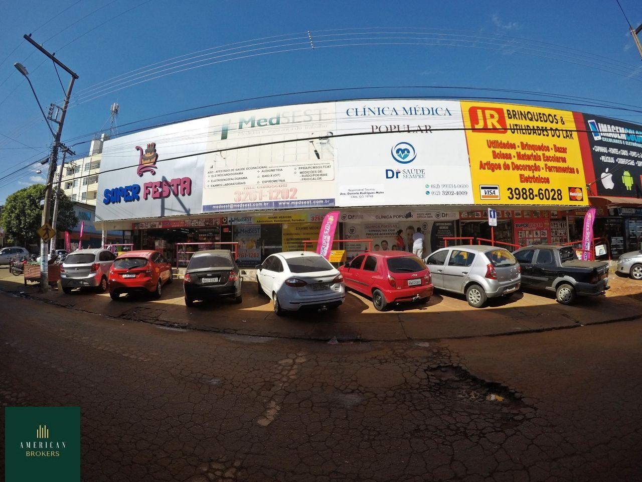 Imóvel comercial à venda  no Setor Leste Universitário - Goiânia, GO. Imóveis