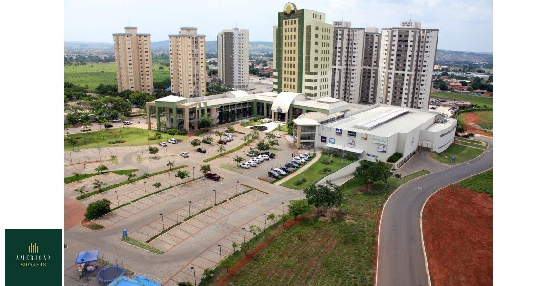 Sala comercial à venda  no Residencial Eldorado - Goiânia, GO. Imóveis