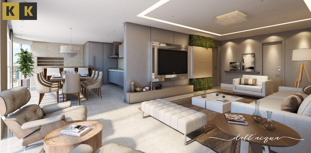 Apartamento com 2 Dormitórios à venda, 94 m² por R$ 888.000,00