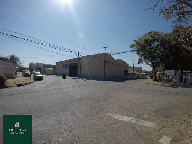 Pavilhão/galpão/depósito à venda  no Vila Aurora Oeste - Goiânia, GO. Imóveis