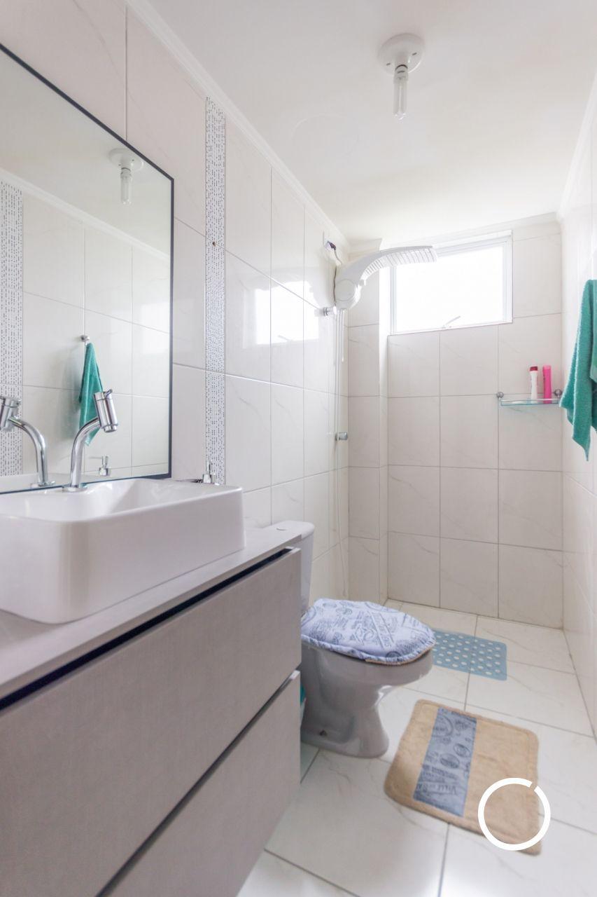 Banheiro - andar inferior
