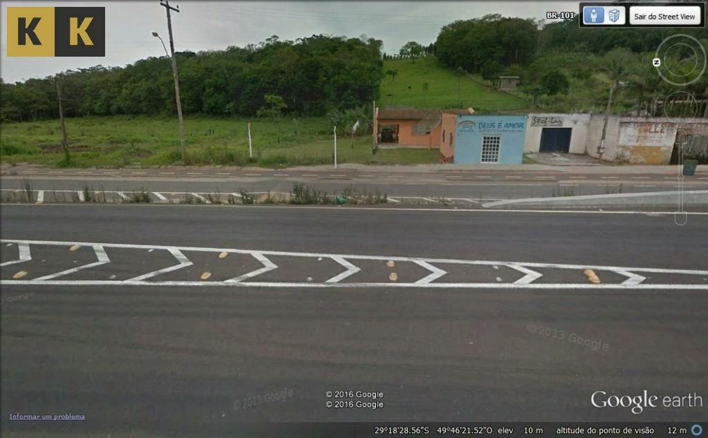 Terreno/Lote à venda, 480 m² por R$ 75.000,00