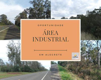 Oportunidade na Área Industrial