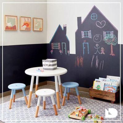 Decoração de quarto infantil, como fazer?