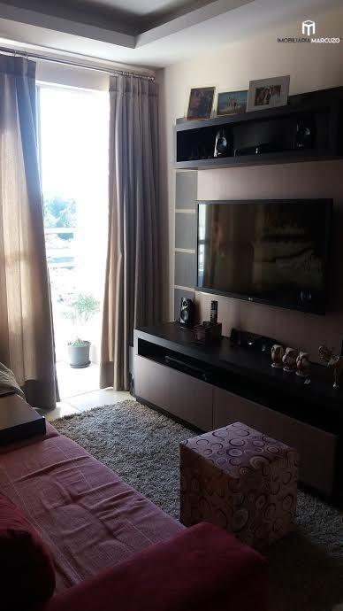 Apartamento com 2 Dormitórios à venda, 58 m² por R$ 200.000,00