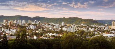 Santa Maria- O coração do Rio Grande