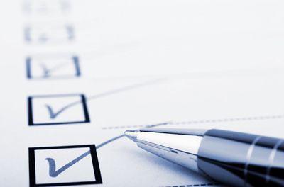 Checklist indispensável para quem vai alugar um imóvel