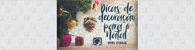Dicas de decoração para o Natal em casa