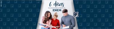6 dicas valiosas para a prova do ENEM