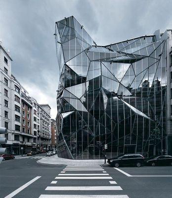 10 edifícios para lá de surpreendentes