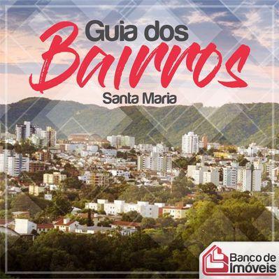 Guia dos bairros de Santa Maria