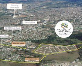 Mapa de referência da localização