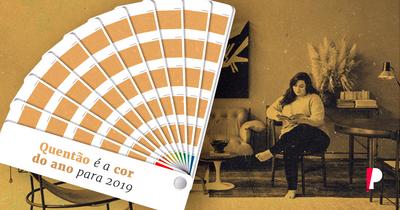 Suvinil elege Quentão como a cor do ano para 2019