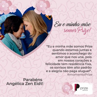 Angélica Zen Eidt é a vencedora do concurso #momentoPrize
