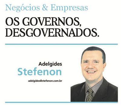 OS GOVERNOS, DESGOVERNADOS
