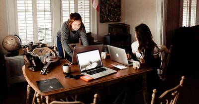 Família em casa: 8 dicas para todos serem produtivos no home office