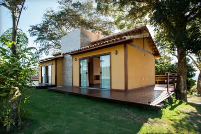 Casa de campo de estilo colonial