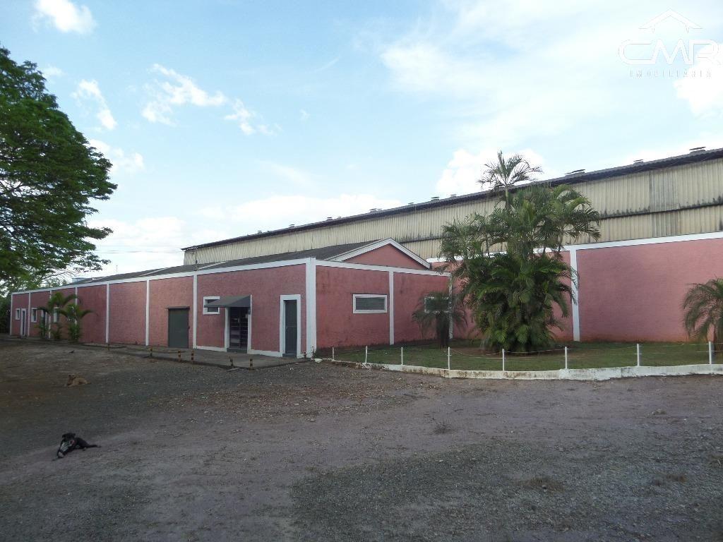 Pavilhão/galpão/depósito à venda  no Vila Industrial - Piracicaba, SP. Imóveis