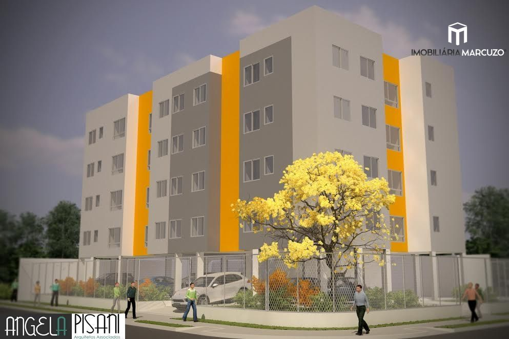 Apartamento com 2 Dormitórios à venda, 54 m² por R$ 160.000,00