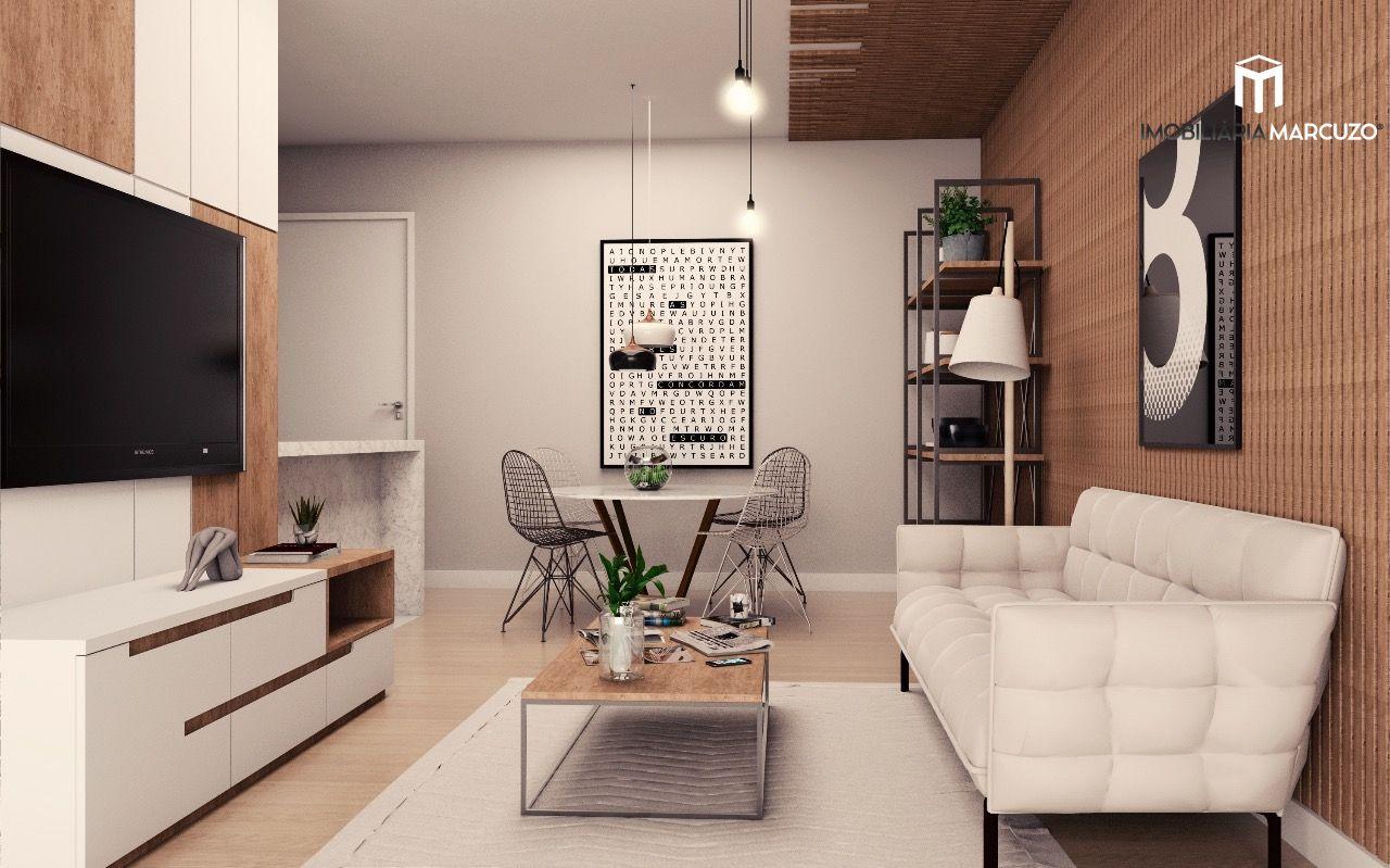 Apartamento com 2 Dormitórios à venda, 57 m² por R$ 220.000,00