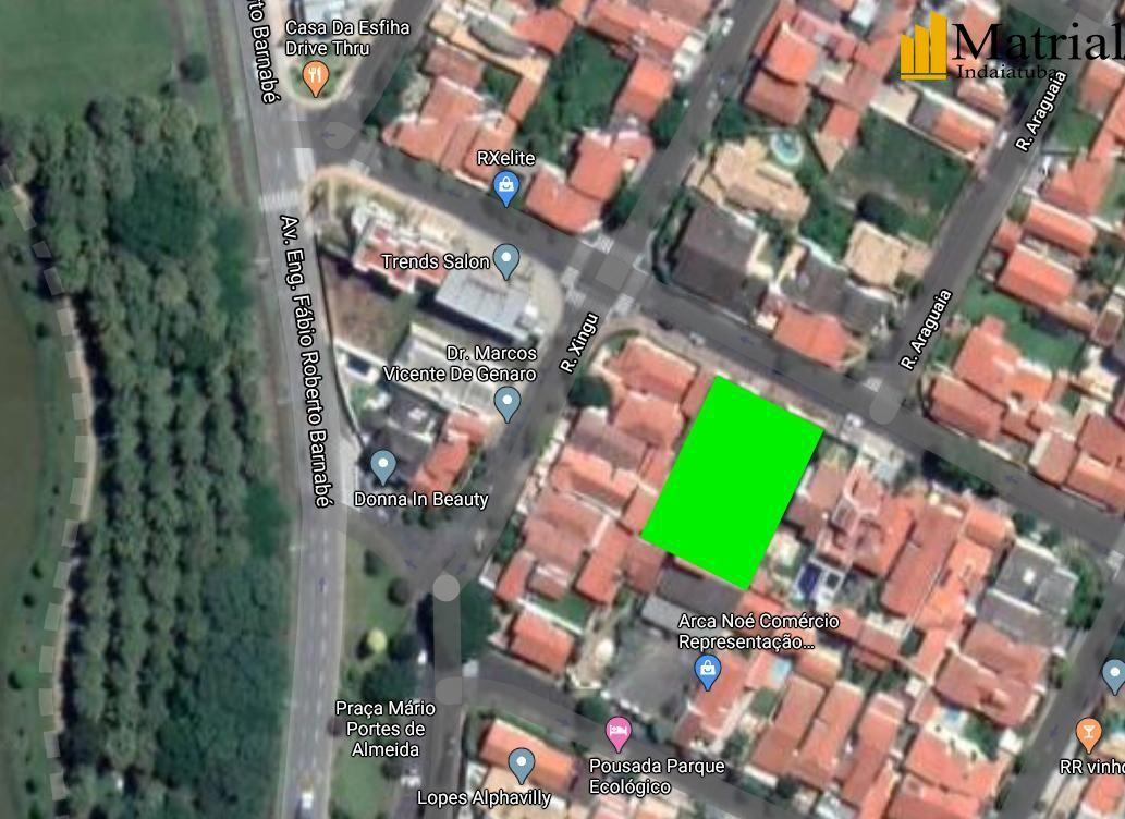 Terreno/Lote à venda  no Centro - Indaiatuba, SP. Imóveis