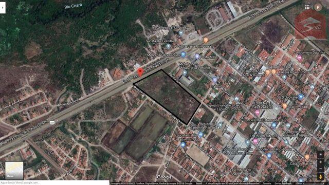 Terreno/Lote à venda  no Parque Potira (Jurema) - Caucaia, CE. Imóveis