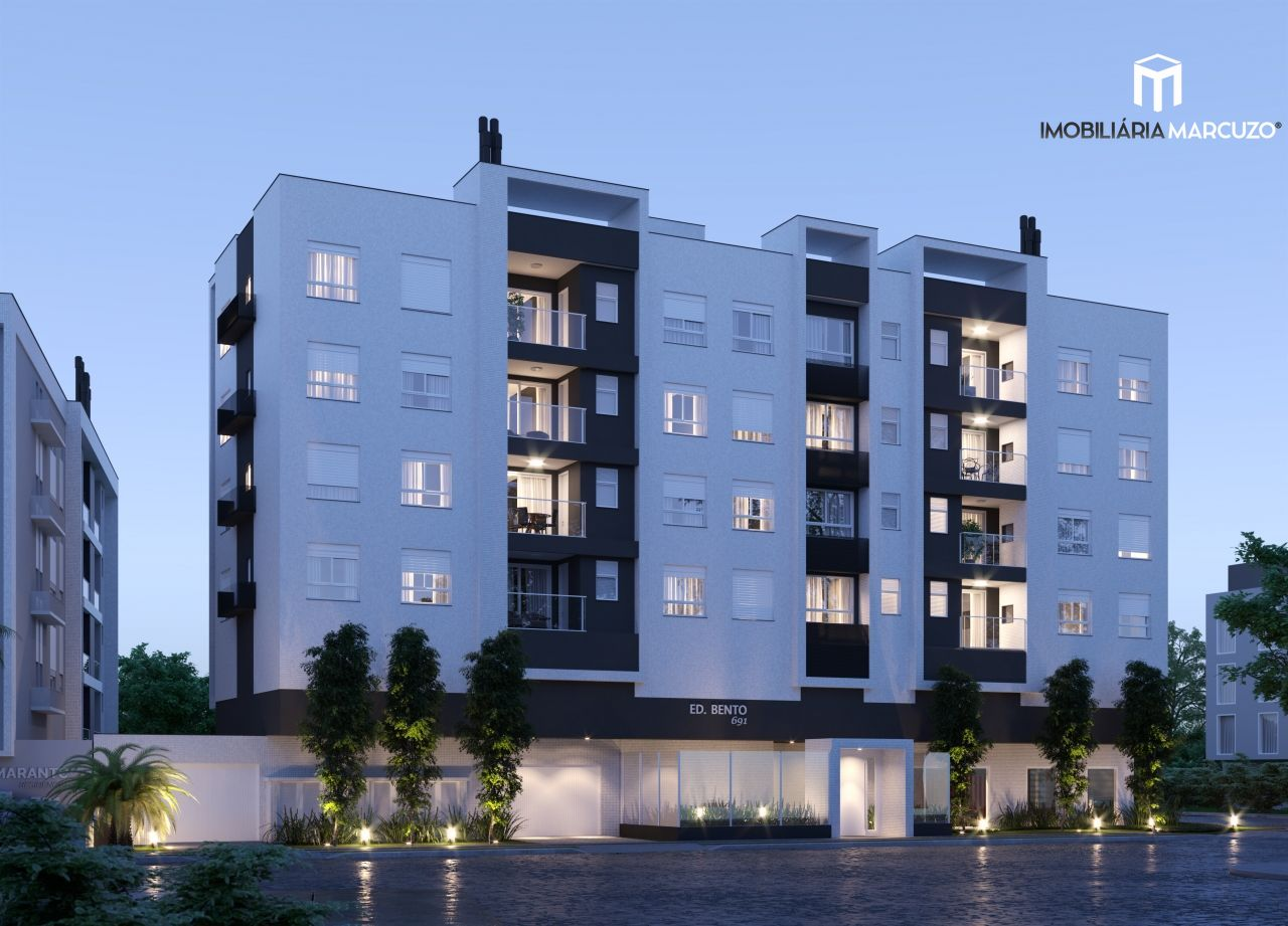 Apartamento com 2 Dormitórios à venda, 80 m² por R$ 355.265,00