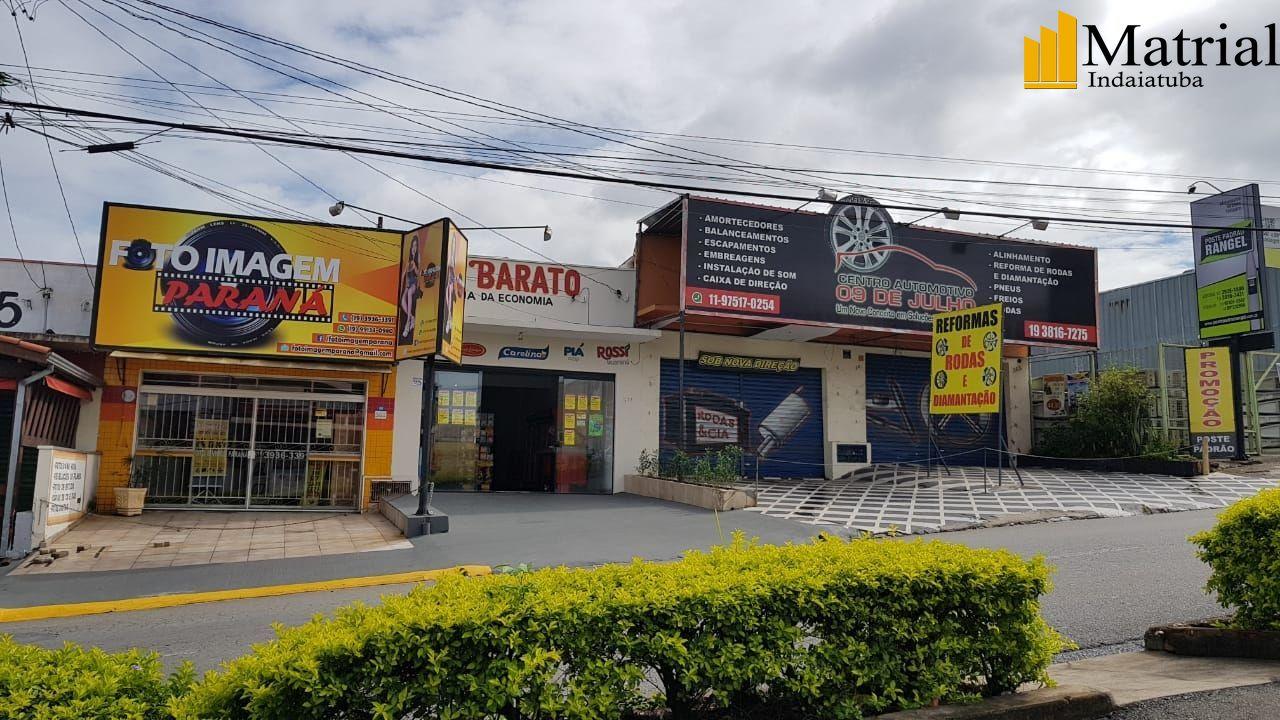 Ponto comercial à venda  no Jardim Morada do Sol - Indaiatuba, SP. Imóveis