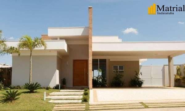 Casa em condomínio à venda  no Parque Residencial Indaiá - Indaiatuba, SP. Imóveis
