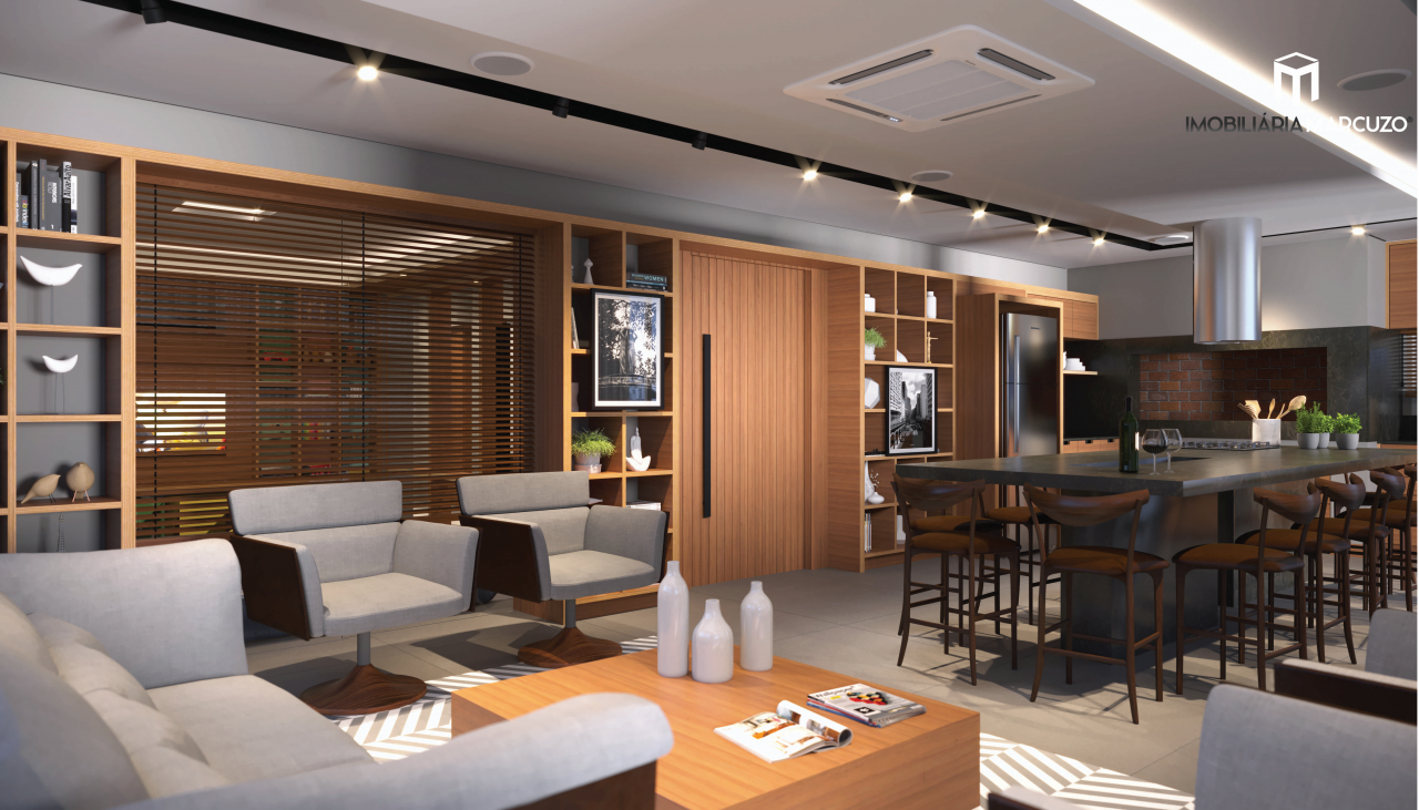 Apartamento com 3 Dormitórios à venda, 140 m² por R$ 867.414,00