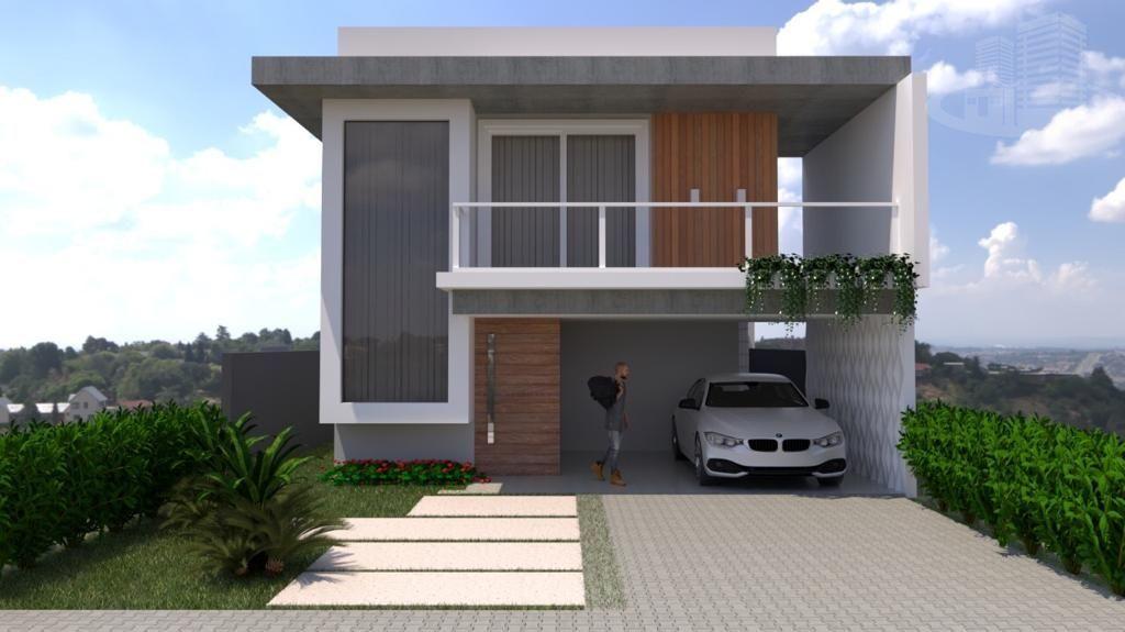 Casa em condomínio com 4 Dormitórios à venda, 245 m² por R$ 780.000,00