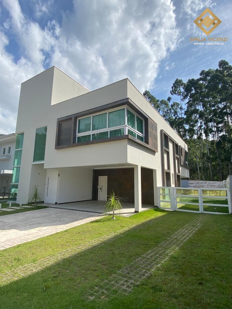 Casa em condomínio à venda  no Ariribá - Balneário Camboriú, SC. Imóveis