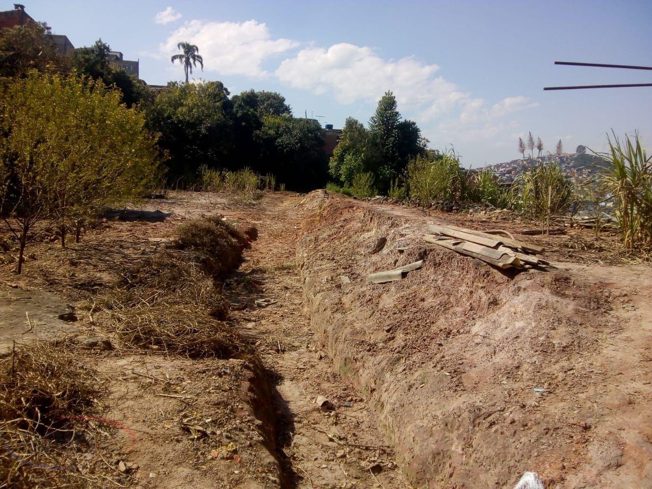Terreno/Lote à venda  no Vila Bocaina - Mauá, SP. Imóveis