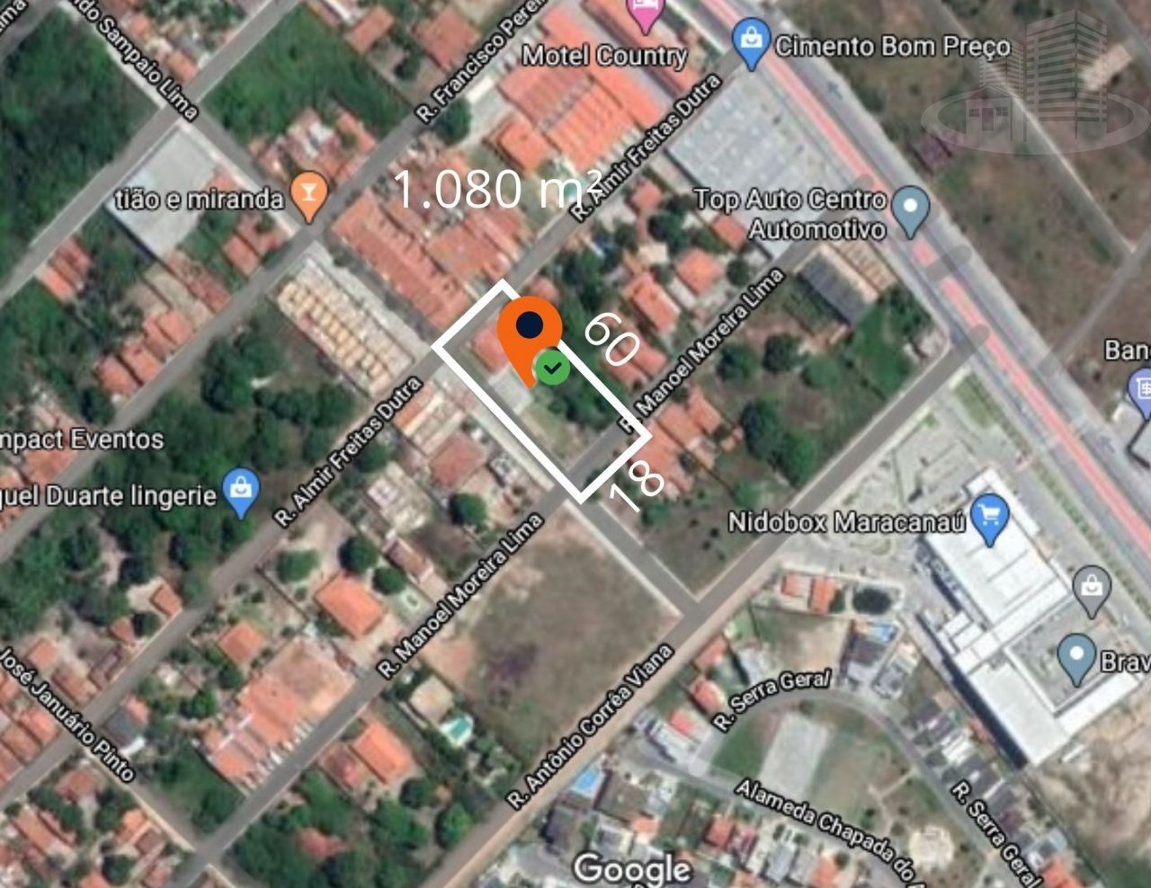 Terreno/Lote à venda  no Luzardo Viana - Maracanaú, CE. Imóveis