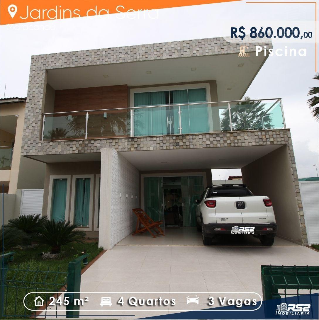 Casa em condomínio à venda  no Cágado - Maracanaú, CE. Imóveis